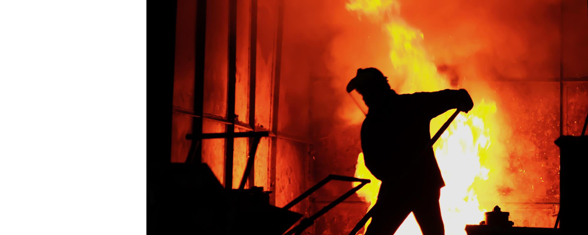 炉の修理・解体工事、築炉・溶解炉の工事は、東京都江戸川区の株式会社ヨシザワ